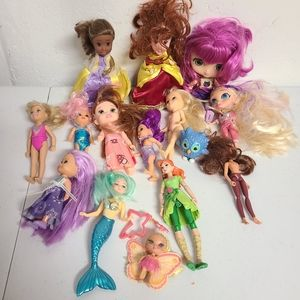 Small doll lot